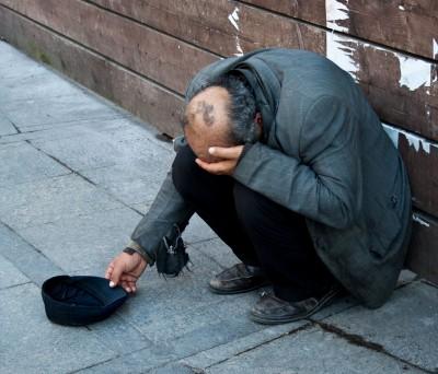Armut in Europa