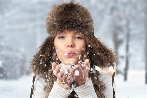 Wintertrends der Mode
