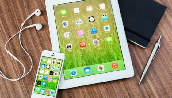 Handy und Smartphoe Flats sind im Trend