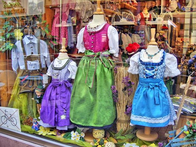 Trachten.- und Dirndlmode: Tradition und Eleganz