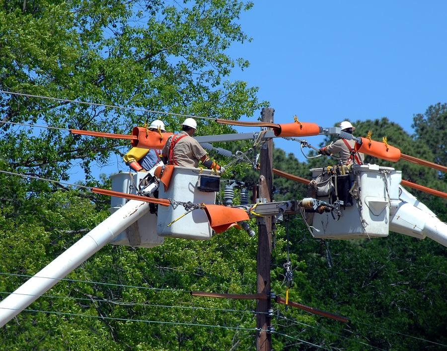 Ausfall der Stromnetze