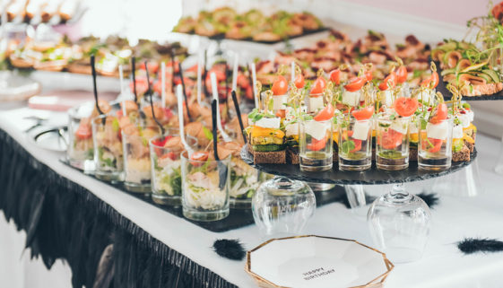 Prefessionelles Catering in Hamburg