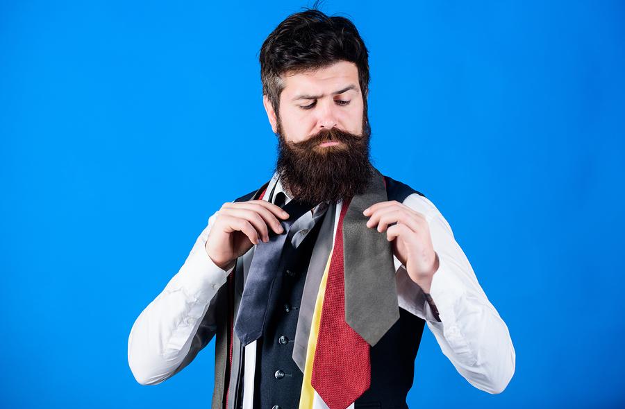 Modische Krawatten vom Hersteller