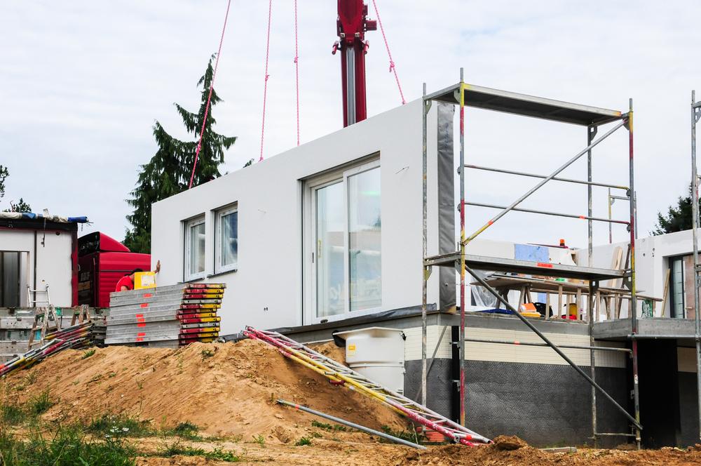 Modulhaus bauen