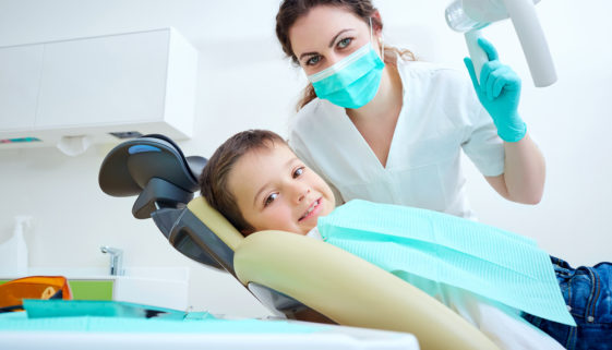 Zahnarzt Kinder