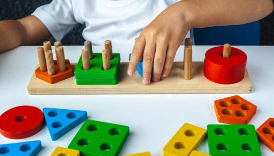 Spielzeug für Kinder im Internet kaufen